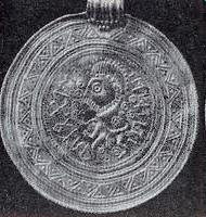 Silver Bractea