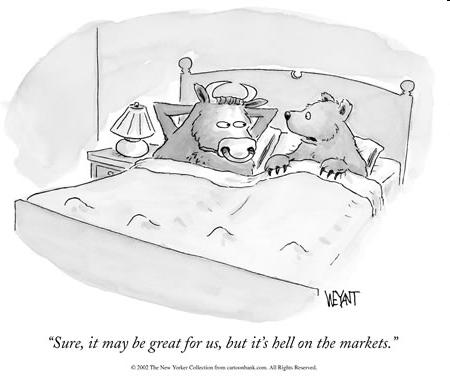 Bull Bear Comic